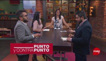 Foto: Punto Contrapunto Genaro Lozano Programa Completo 9 Octubre 2019