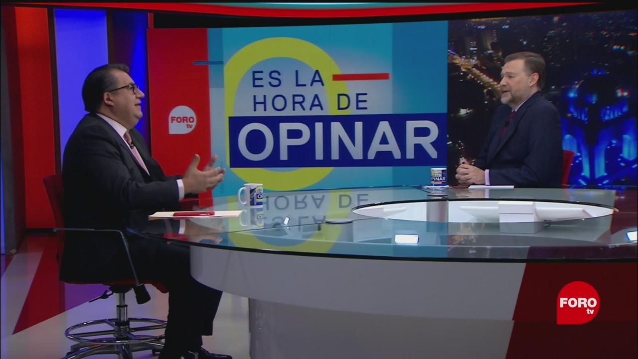 Foto: Qué Pasó Aguililla Michoacán Guardia Nacional 16 Octubre 2019