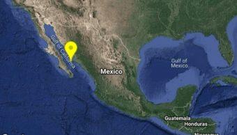 Foto Sismo de magnitud 4.2 sacude Sinaloa; no hay afectaciones