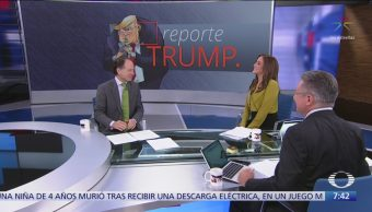 Reporte Trump: El impacto del impeachment para Biden