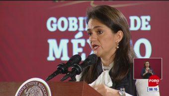 SAT no ha condonado a nadie impuestos, dice Margarita Ríos-Farjat