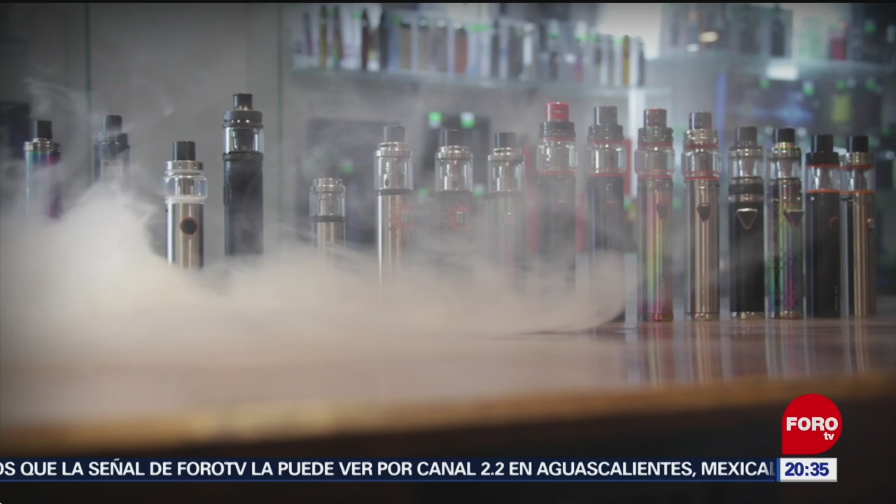 Foto: Secretaría De Salud Emite Aviso Epidemiológico Vapeo 1 Octubre 2019