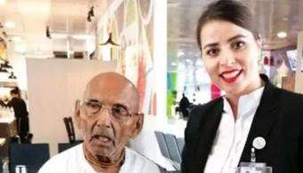"""Foto Hombre de 123 años dice que llegó a esa edad por """"no tener sexo"""" 9 octubre 2019"""