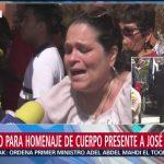 FOTO: Seguidores de José José en Miami exigen que el cantante descanse en México, 6 octubre 2019