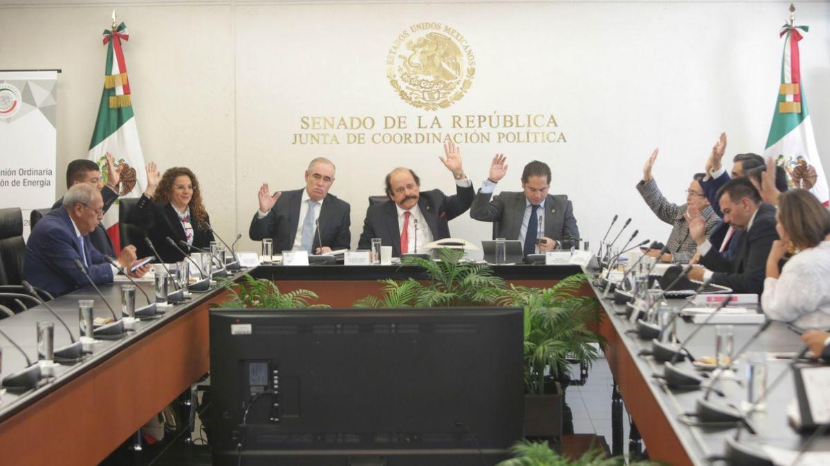 Comisión de Energía analiza ternas