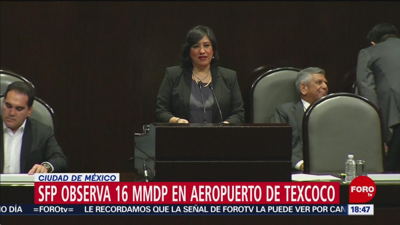 Foto: Aeropuerto Texcoco Sfp Detecta Anomalías 24 Octubre 2019