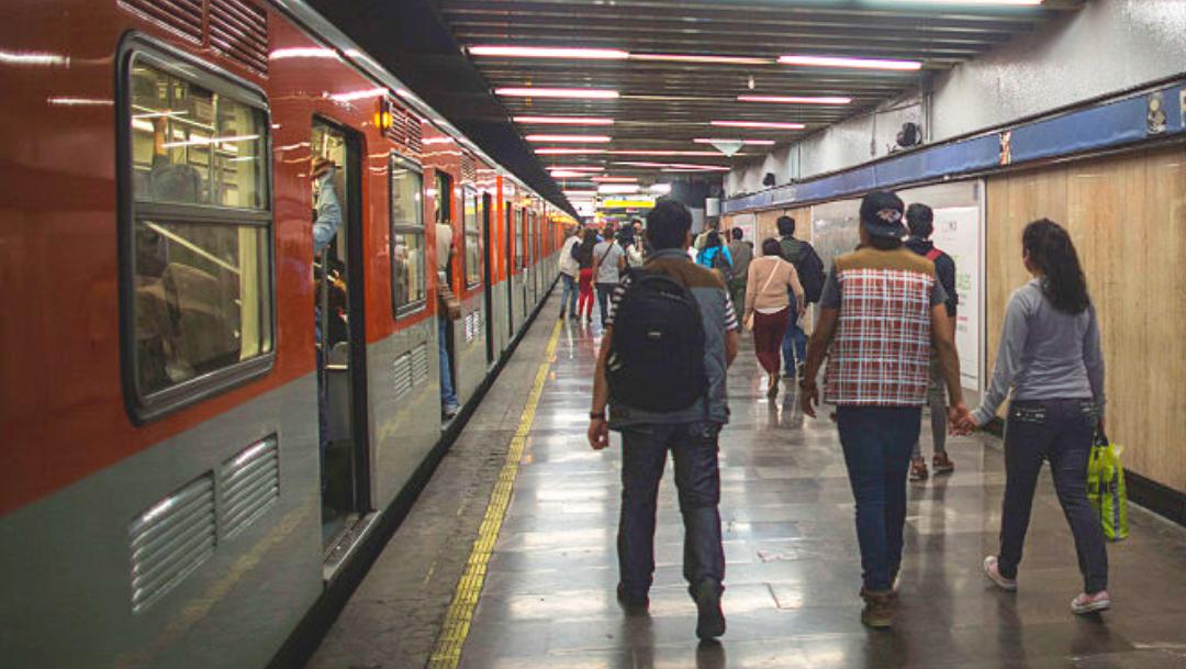 Foto: Sistema de Transporte Colectivo Metro CDMX.