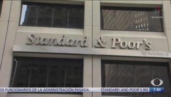 Standard and Poor's reduce su pronóstico de crecimiento de México
