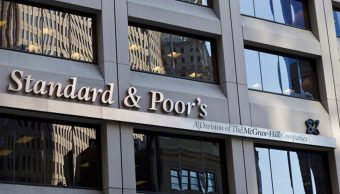 Foto: Sede de la firma Standard and Poors, ubicada en Nueva York, 18 octubre 2019
