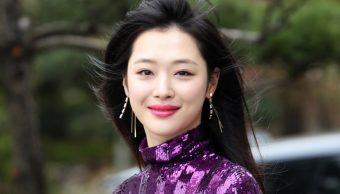 FOTO Encuentran muerta a Sulli, cantante de K-Pop víctima de ciberacoso (EFE)