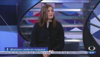 Tatiana Calderón, piloto de autos, en al Aire con Paola