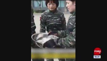 Todo Pasa En China: La fortaleza de la dama