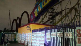 Foto Juegos de Feria de Chapultepec carecían de mantenimiento:PC