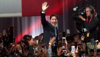 Foto Justin Trudeau gana las elecciones en Canadá