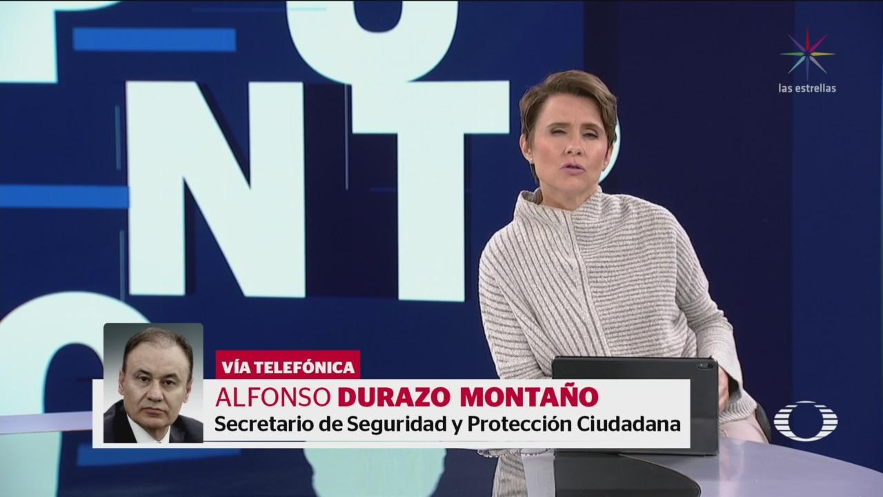 Foto: Video Denise Maerker Entrevista Completa Alfonso Durazo hOY 18 Octubre 2019