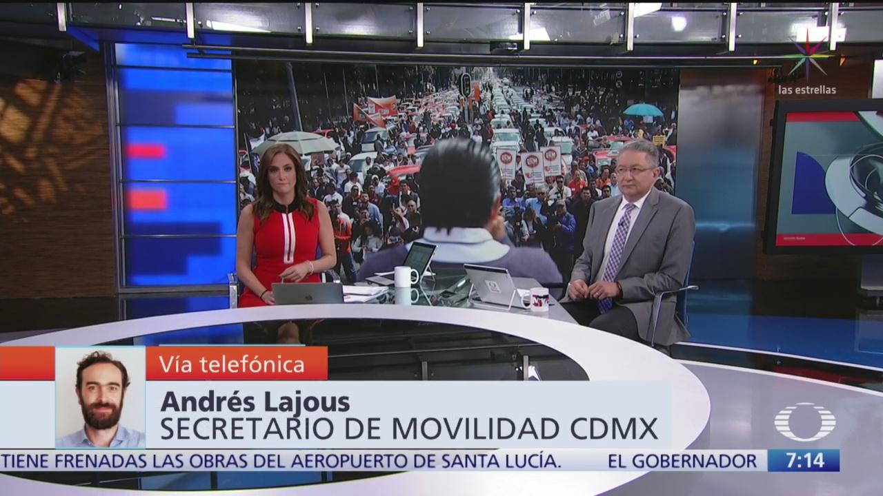 Video: Entrevista completa con Andrés Lajous en Despierta