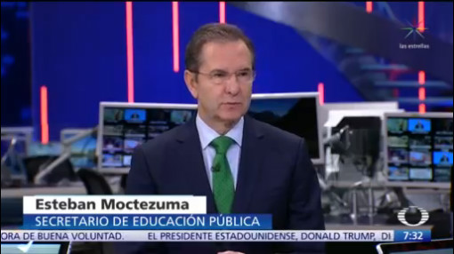 Video: Entrevista completa de Esteban Moctezuma en Despierta