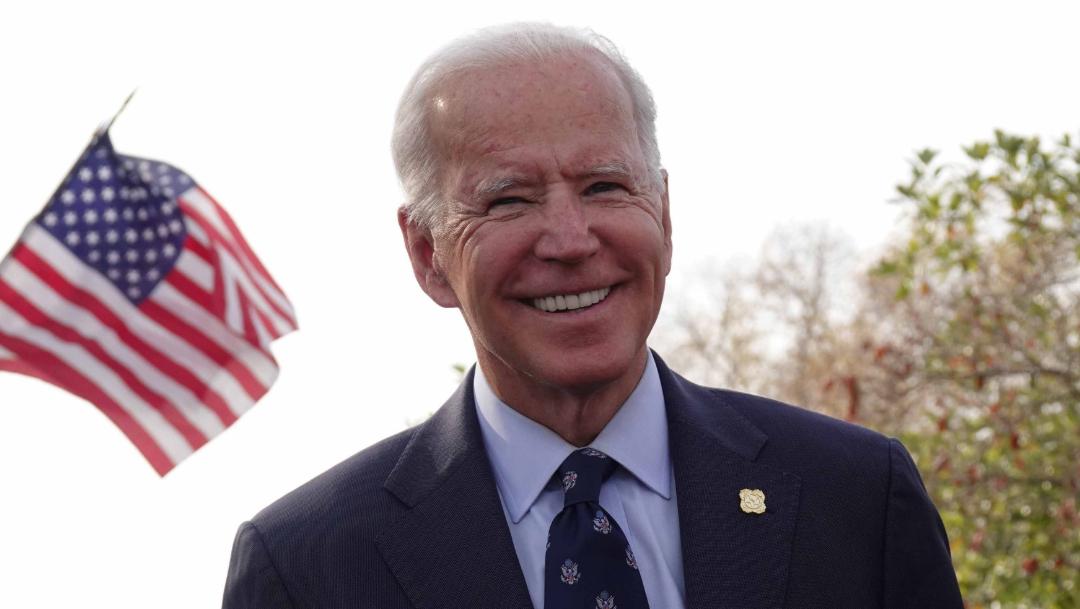 Joe Biden, exvicepresidente de Estados Unidos. (Reuters, archivo)