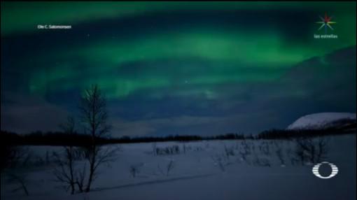 Foto: Auroras Boreales Espectáculos Increíbles Naturaleza 27 Noviembre 2019