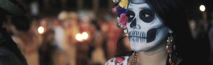 FOTO: Celebración Día de Muertos en México, 2 noviembre 2019