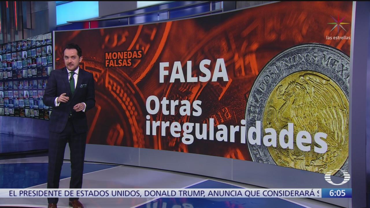 Foto: Cómo Detectar Monedas Falsas