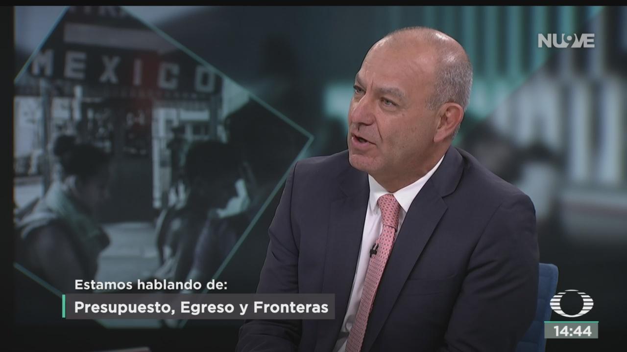 Foto: Debería Haber Partida Especial Presupuesto Para Fronteras