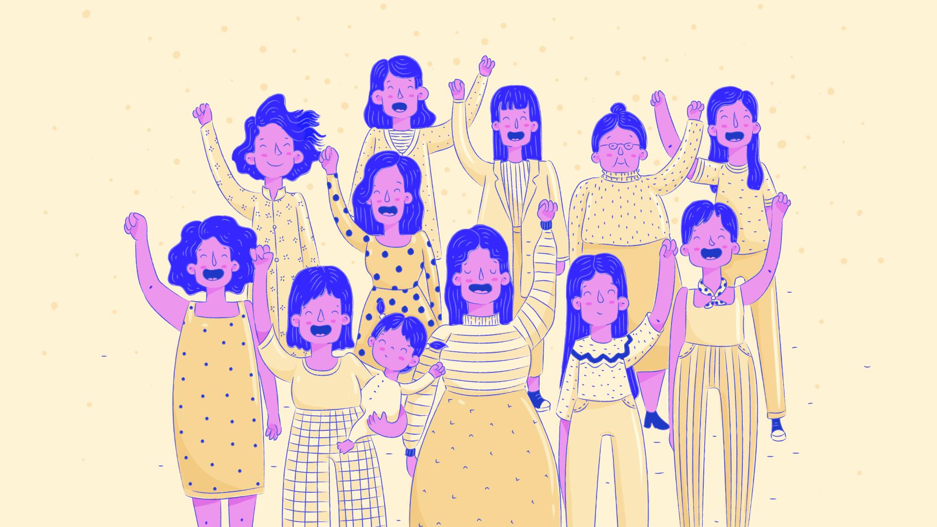 Imagen Día Violencia Mujer 20 Noviembre 2019