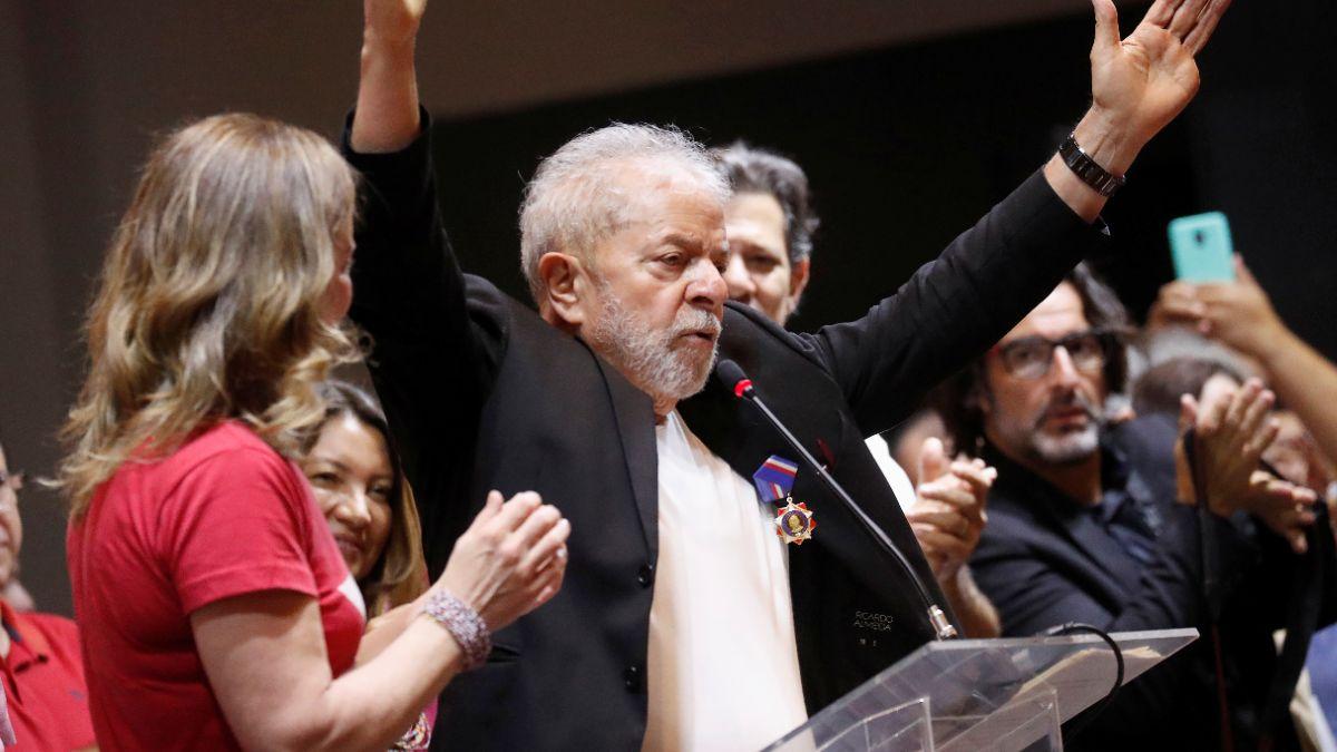 Foto: Luiz Inácio Lula da Silva, expresidente de Brasil. Reuters