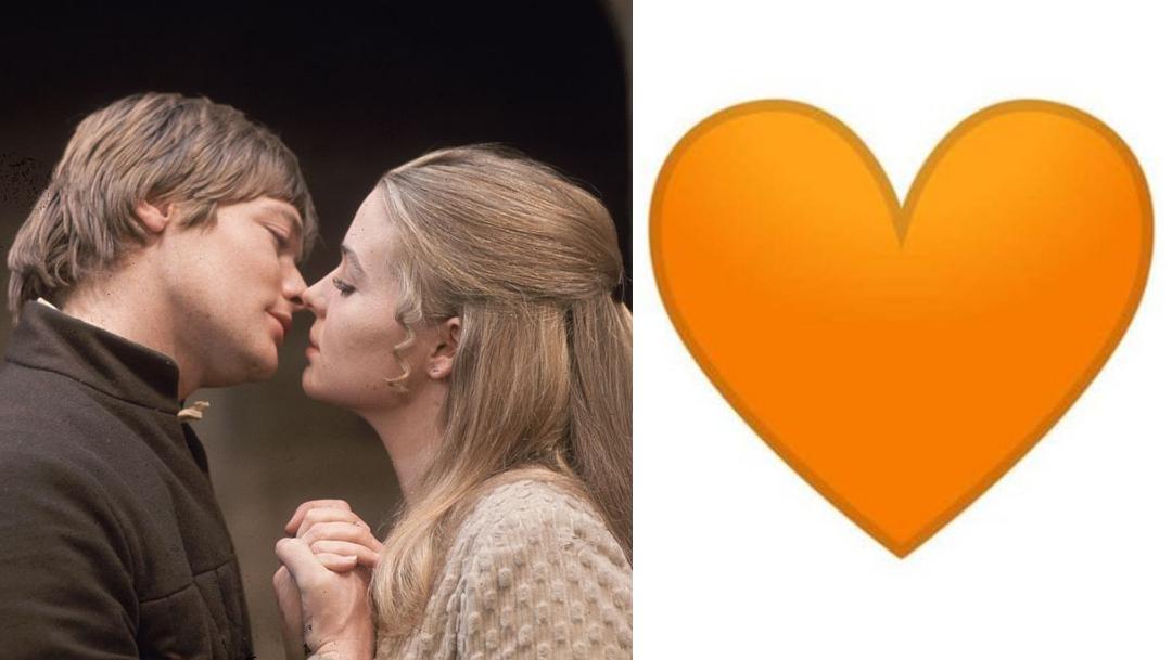 Corazón naranja de WhatsApp: el emoji de la 'friendzone'