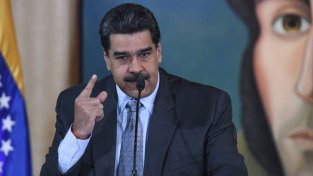 """Imagen: Son dos grandes exigencias del pueblo colombiano: 'un nuevo modelo para Colombia y paz, cooperación, respeto y entendimiento con Venezuela. Lo pide la juventud, lo pide todo el pueblo"""", indicó Maduro"""