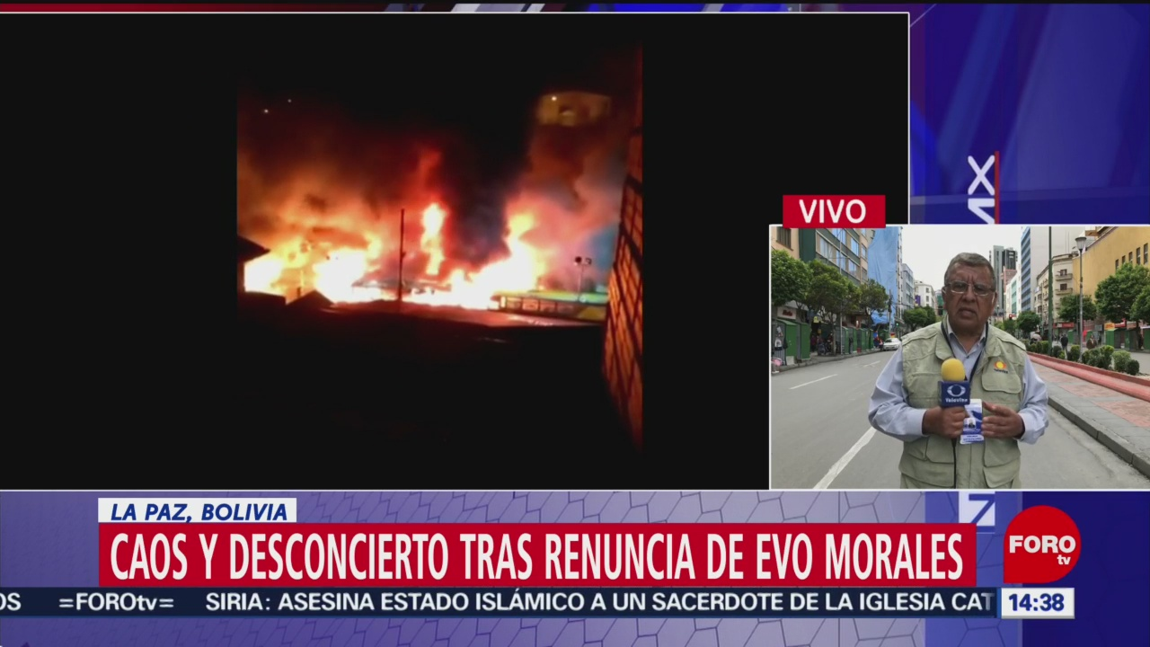 FOTO: OEA Convoca Reunión Emergencia Por Bolivia,