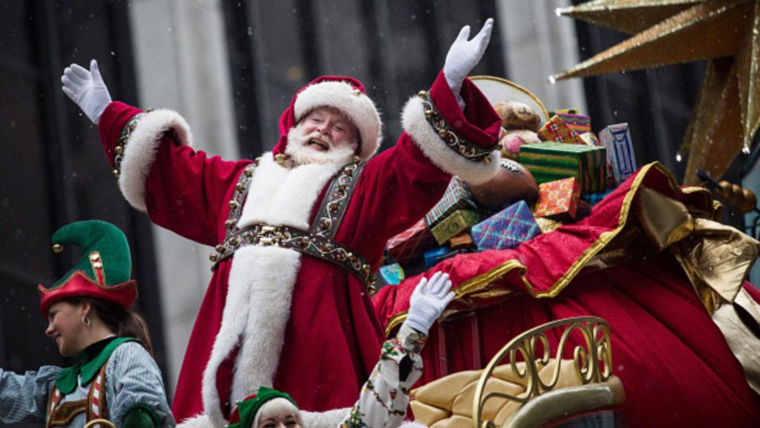 Santa Claus contesta miles de cartas de Navidad, 14 de noviembre de 2019 (Getty Images, archivo)