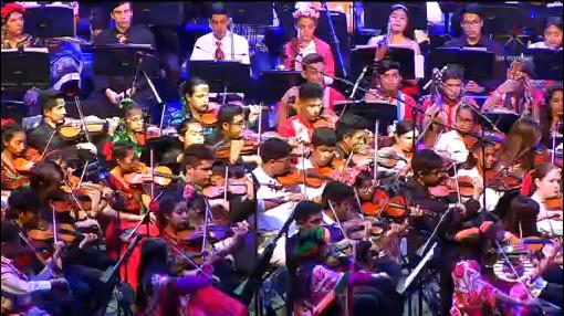 Foto: Concierto Sinfónico Tengo Un Sueño Auditorio Nacional hOY 19 Noviembre 2019