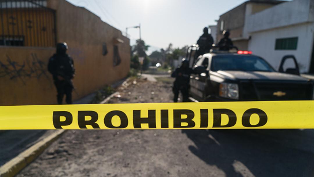 Imagen: Por los hechos registrados en la última semana, el consulado de Estados Unidos en Nuevo Laredo emitió una alerta de viaje para México, 16 de noviembre de 2019 (Getty Images, archivo)