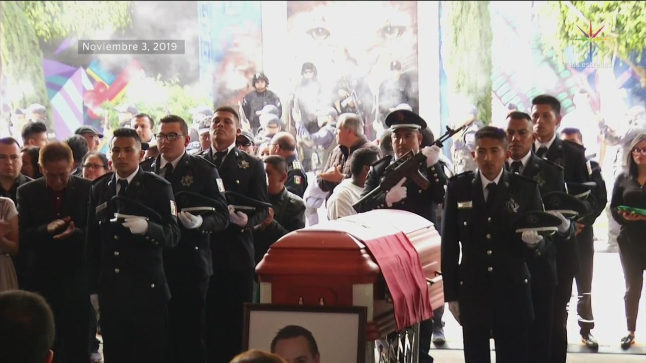 Foto: Último Adiós Francisco Tenorio Presidente Valle De Chalco 4 Noviembre 2019