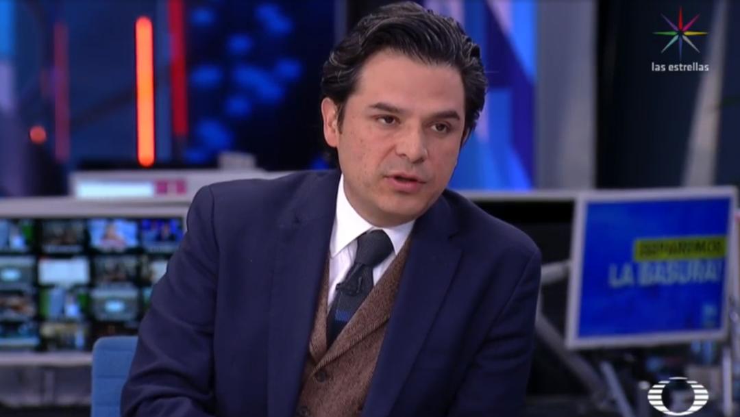 FOTO IMSS afirma que no hay desabasto de medicamentos; revisa contratos y combate esquemas para elevar precios (Noticieros Televisa)