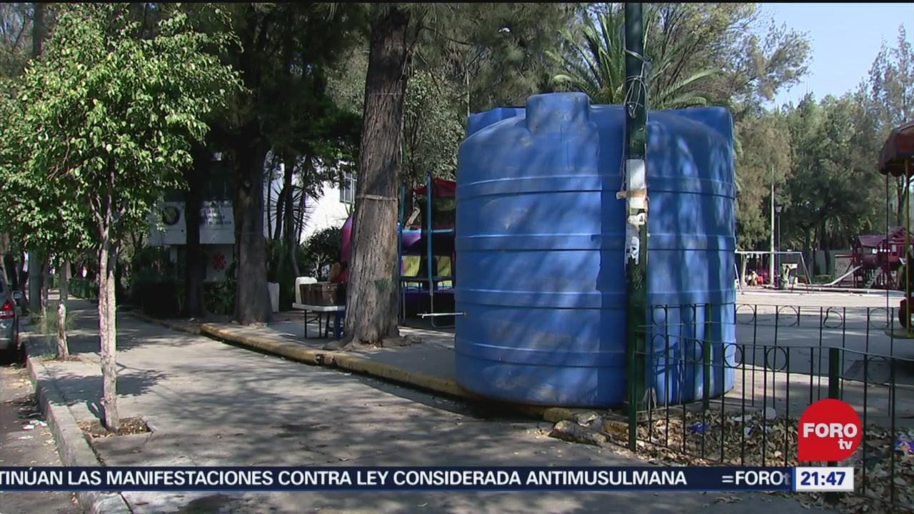 Foto: 500 Mil Personas Afectadas Corte Agua Cdmx 27 Diciembre 2019
