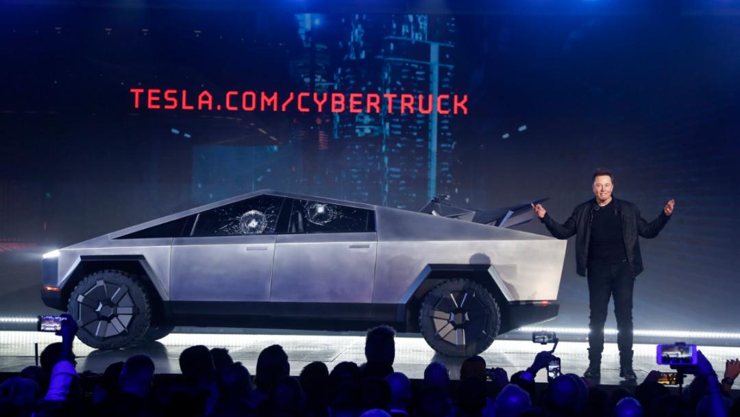 Policía de Dubái incluirá el Cybertruck de Tesla a su flota en 2020