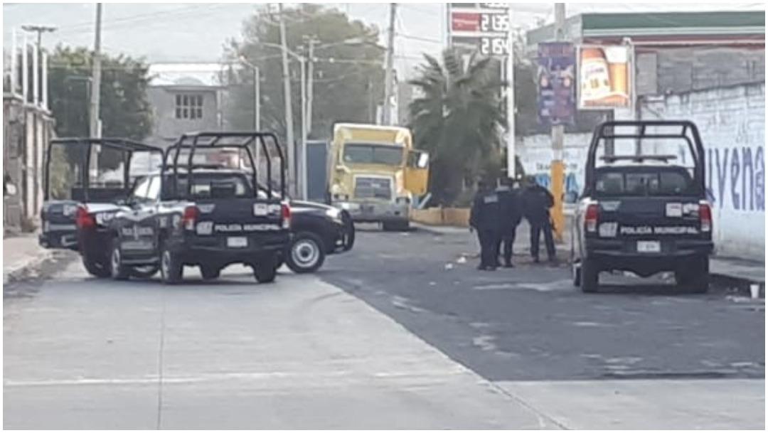 Foto: Seis personas murieron tras una balacera en un bar de Guanajuato, 28 de diciembre de 2019 (Foro TV)
