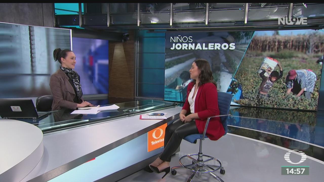 FOTO: Cómo Ayudar Los Niños Jornaleros,