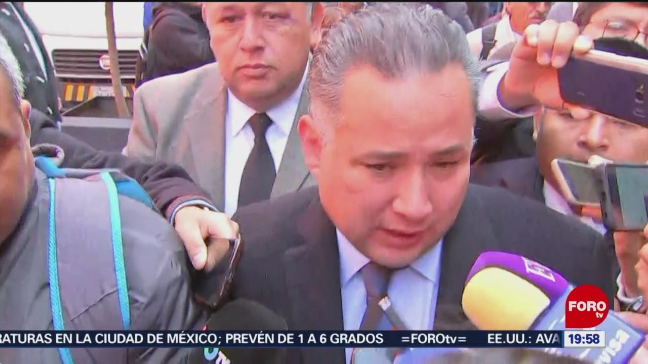Foto: Genaro García Luna Trianguló Recursos Método Pitufeo 18 Diciembre 2019
