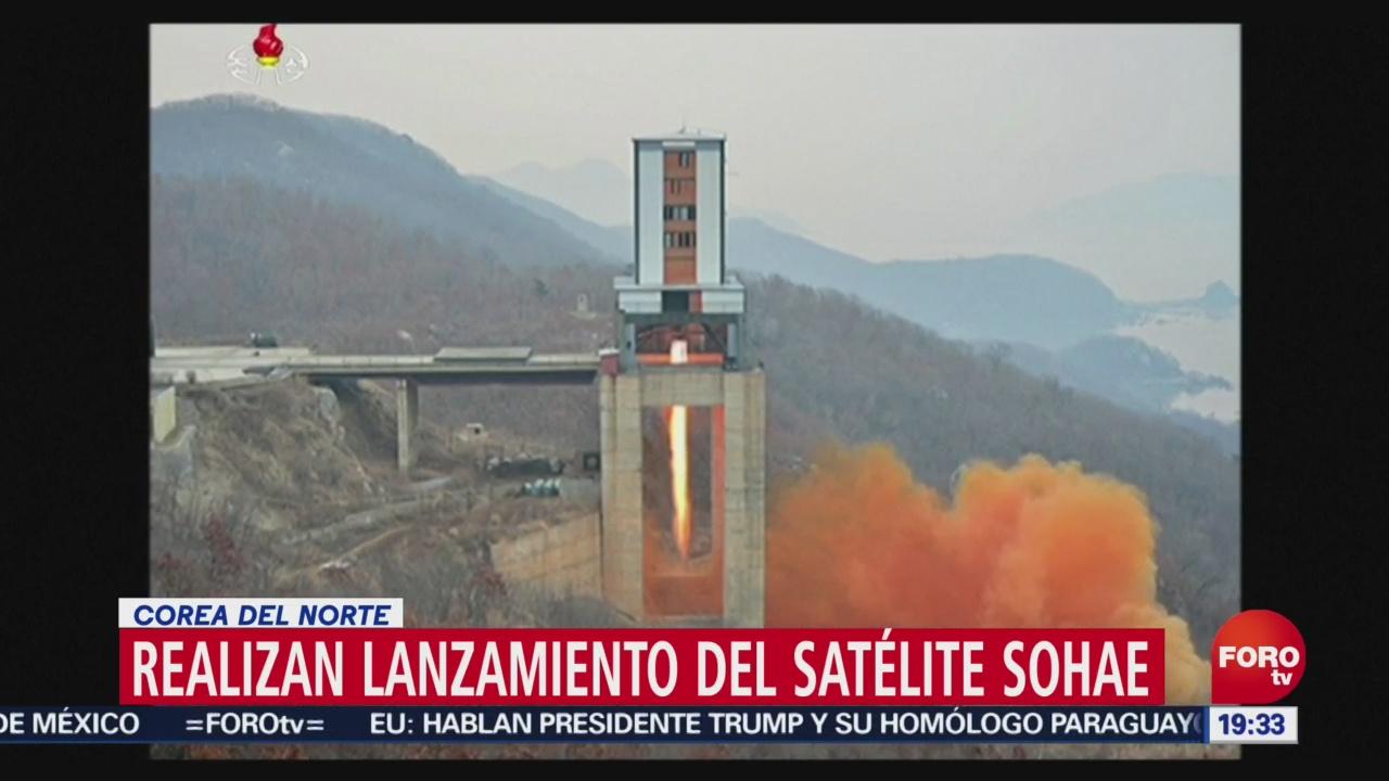 FOTO: Corea del Norte lanza Satélite Sohae, 14 diciembre 2019