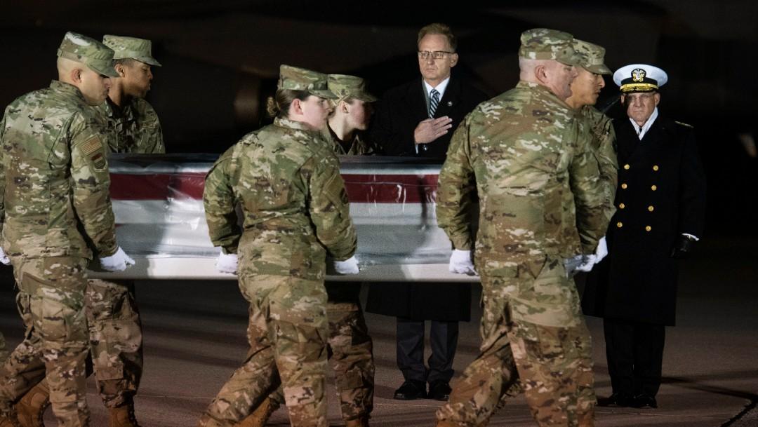 Foto: EE.UU. investiga vínculo entre ciberataque en Pensacola y tiroteo en base naval