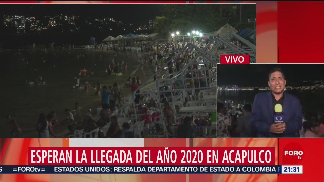 FOTO: 31 diciembre 2019, en manzanillo y acapulco se preparan para el ano nuevo