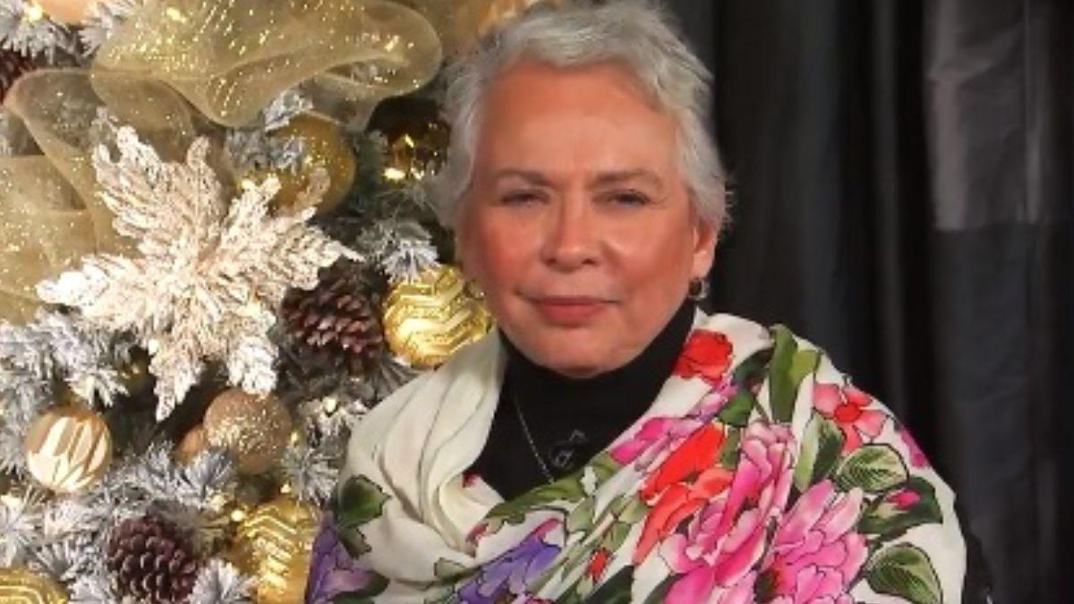 foto Olga Sánchez Cordero, titular de la Secretaría de Gobernación (Segob)