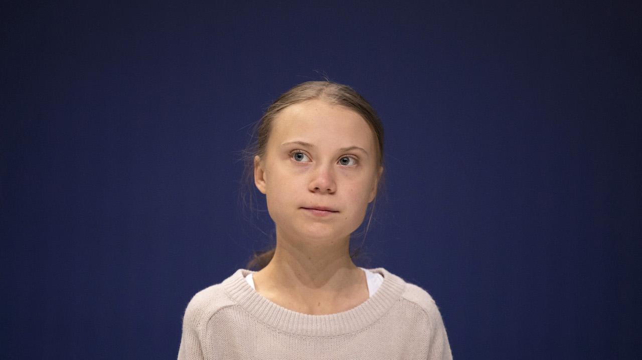 Foto Greta Thunberg Frases Discursos 2019