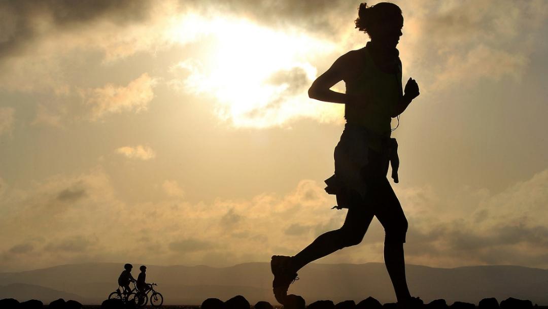 Correr reduce el riesgo de muerte: estudio