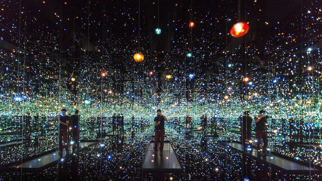 Foto Exposición Infinity Lights llega a la CDMX y Edomex 16 diciembre 2019