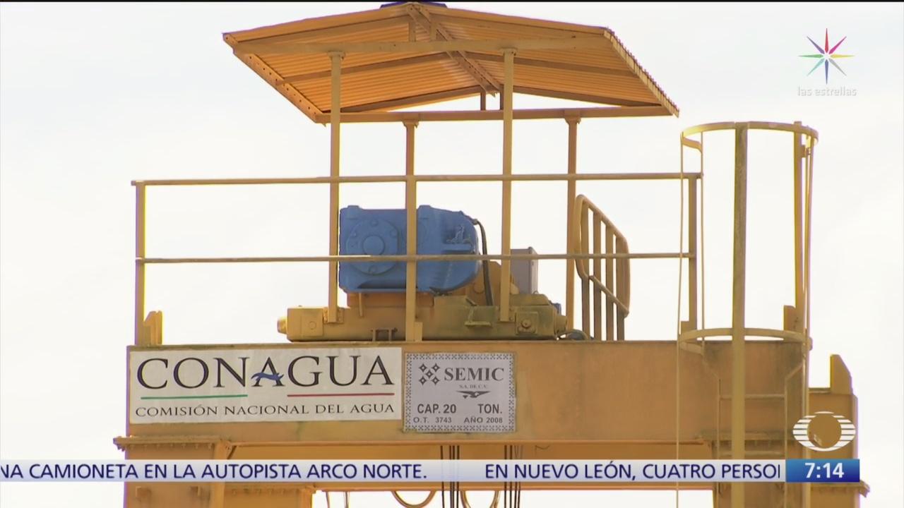 Foto: instalaciones de conagua ha sido blanco de robos