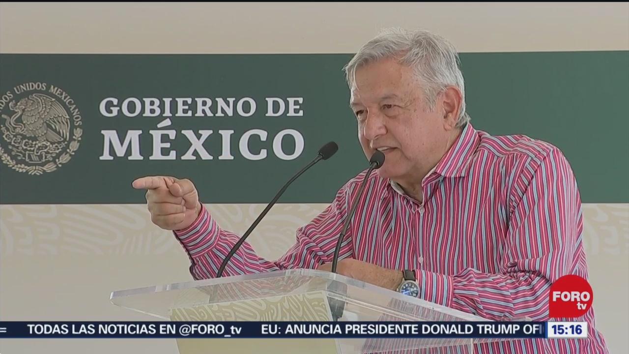 FOTO: 22 diciembre 2019, lopez obrador celebra aprobacion del t mec durante evento en manzanillo